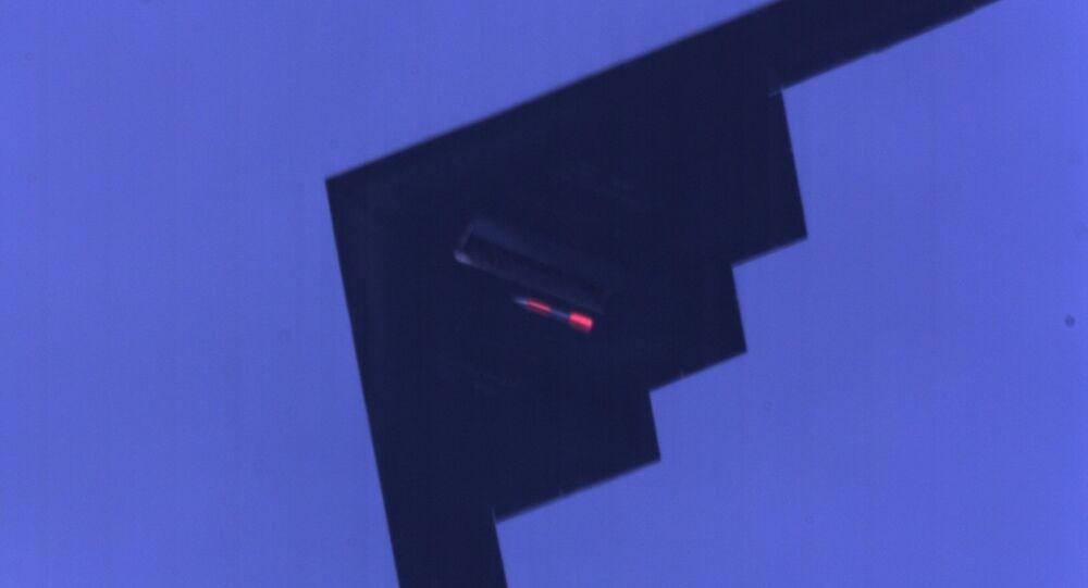 Un test de la bombe B61-11 (archives photo)
