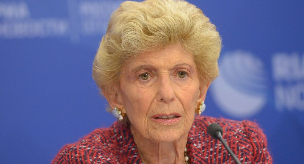 Hélène Carrère d'Encausse
