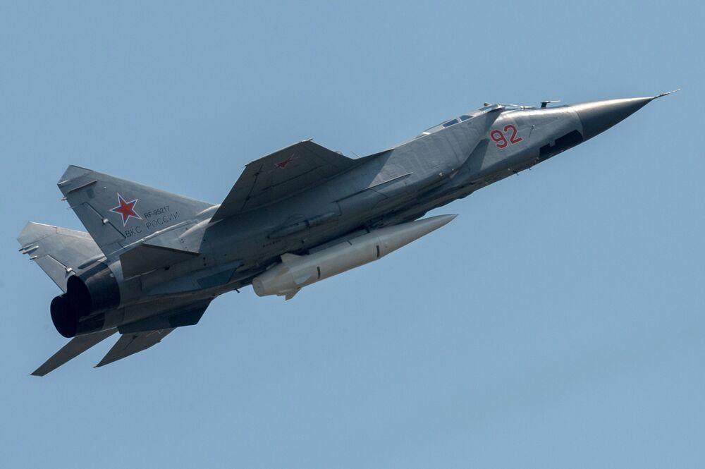 Des missiles Kinjal ont survolé Moscou