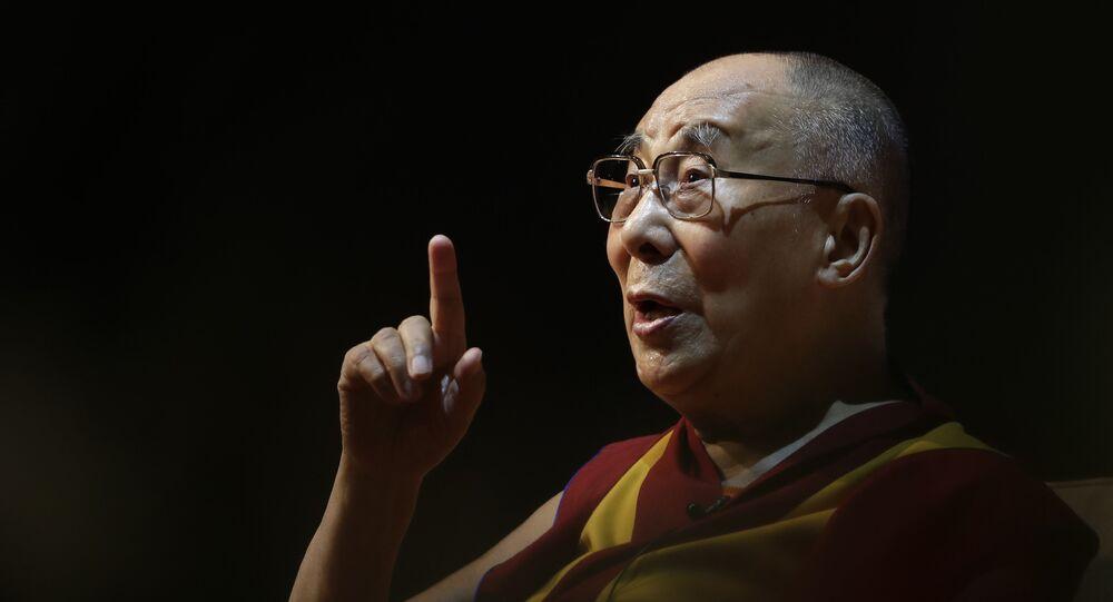 Le dalaï-lama