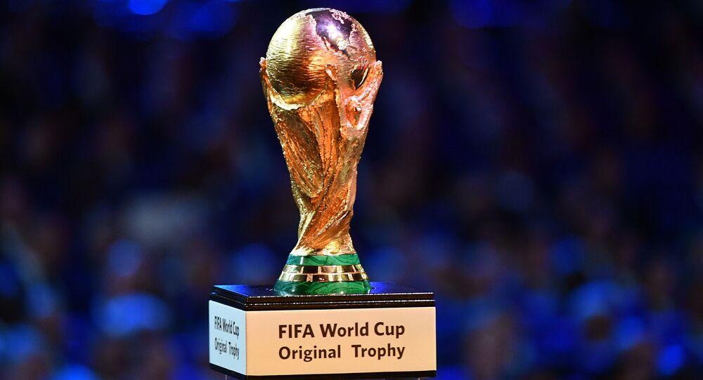 Trophée de la Coupe du monde de football