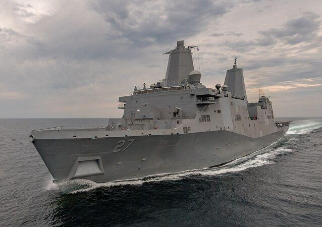 USS Portland (LPD 27)