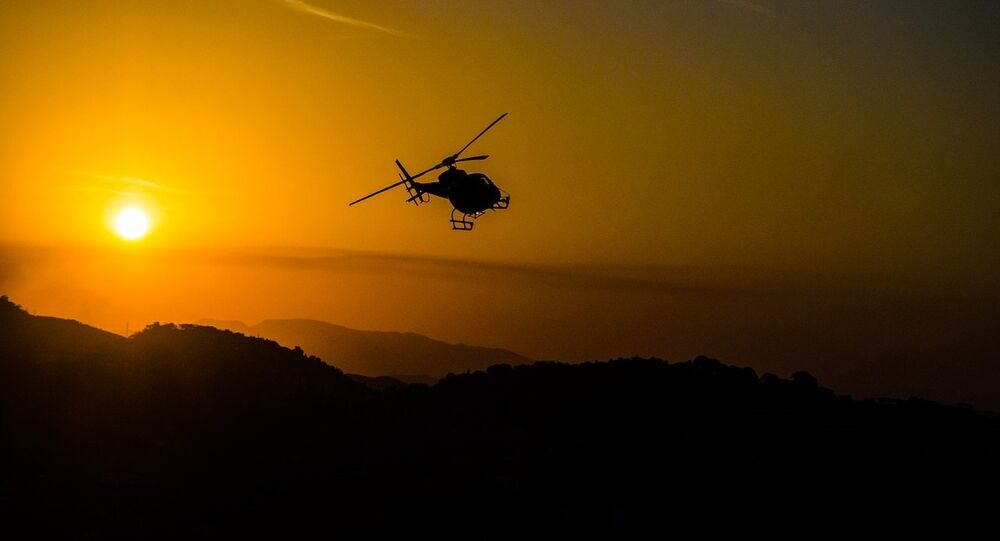 hélicoptère