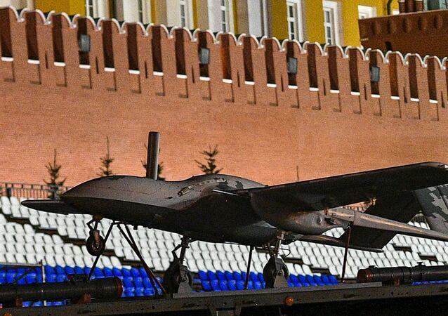 Le drone Korsar