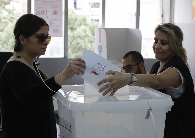 Liban: les législatives