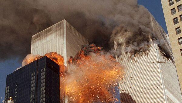 Attentats du 11 septembre aux USA - Sputnik France