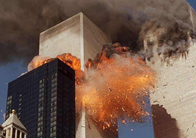 Attentats du 11 septembre aux USA