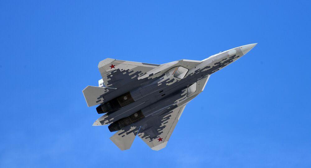 Soukoï Su-57