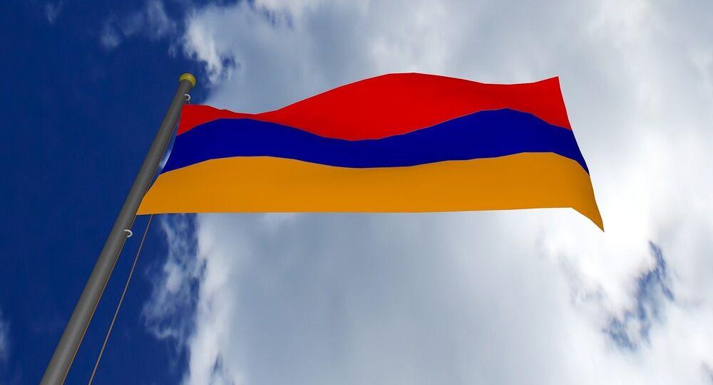 Drapeau arménien