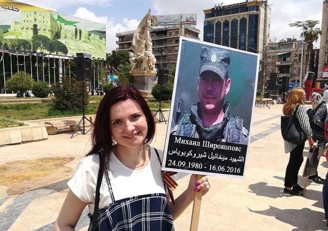 Régiment immortel à Alep
