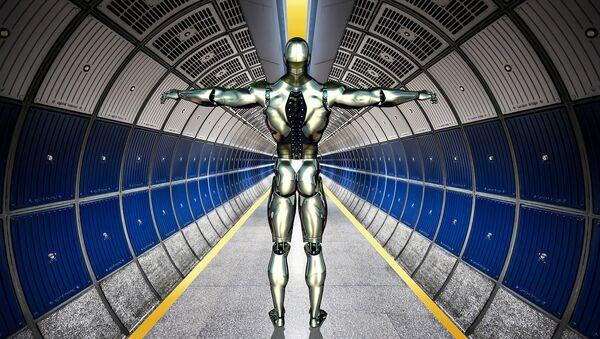 Robot - Sputnik France
