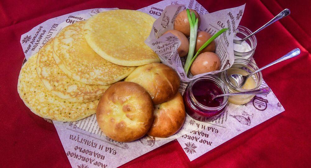 Panjakay, œufs de ferme grillés et patchat