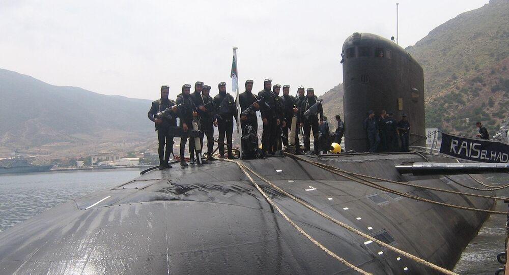 La marine algérienne
