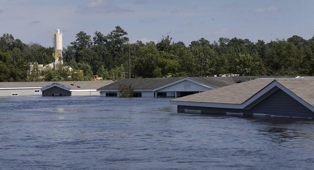 Le Texas après le passage de l'ouragan Harvey