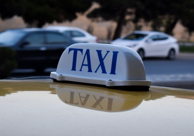 Taxi (image d'illustration)