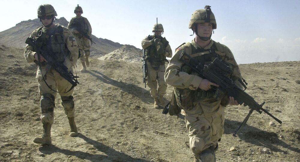 Des soldats américains en Afghanistan (photo d'archives)