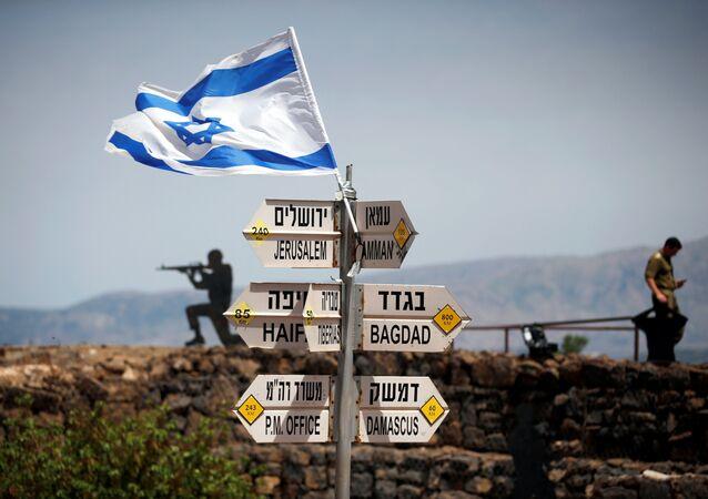 Frontière israélienne
