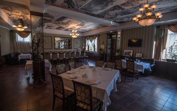 Restaurant Rostov Papa à Rostov-sur-le-Don