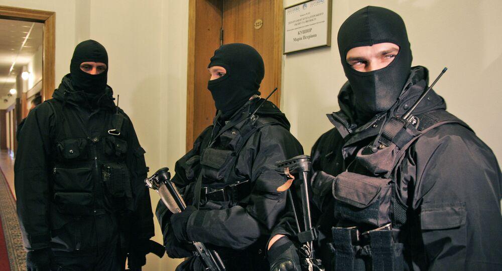 agents du SBU, image d`illustration