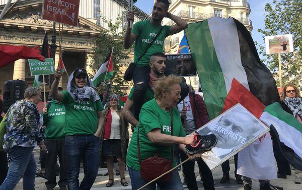 Manifestation à Paris - Sputnik France