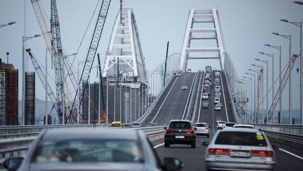 le pont de Crimée - Sputnik France