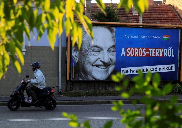 La fondation Open Society de George Soros ferme son bureau à Budapest