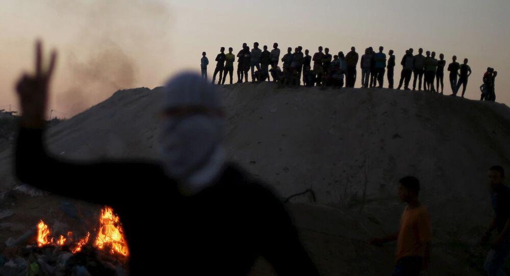 Palestiniens