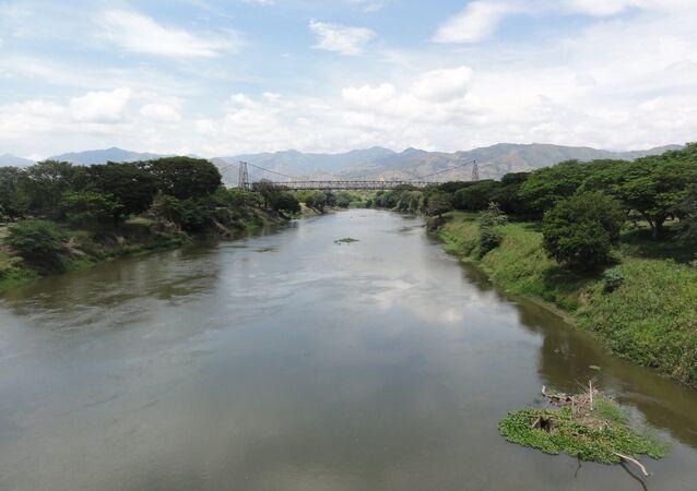 Río Cauca, Colombia