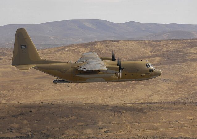 C-130 Hercules saoudien