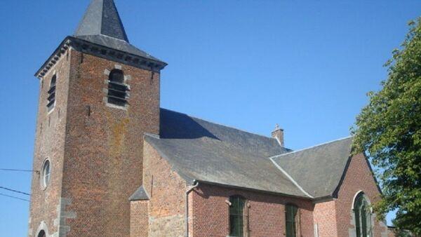 Église de Mont-Sainte-Geneviève - Sputnik France