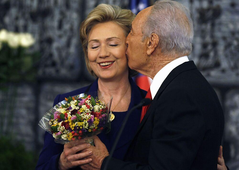 Les fleurs offertes aux dirigeants politiques