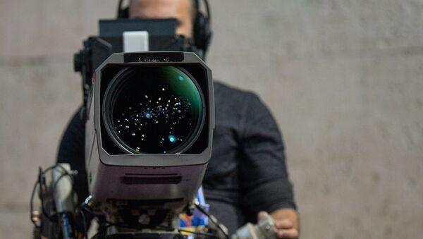 Une caméra - Sputnik France