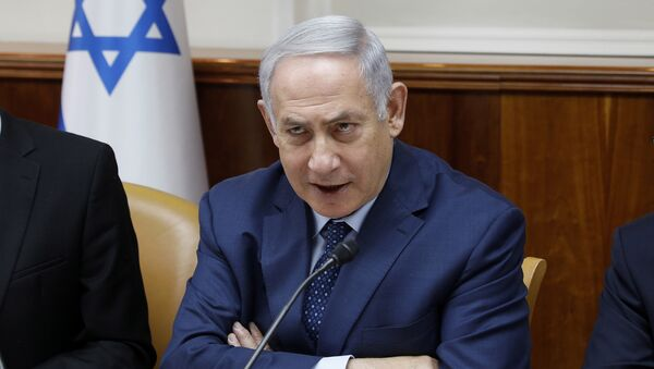 Benjamin Netanyahu - Sputnik France