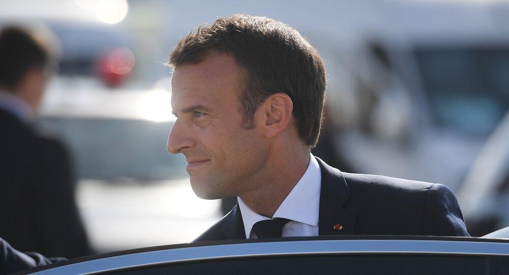 Emanuel Macron