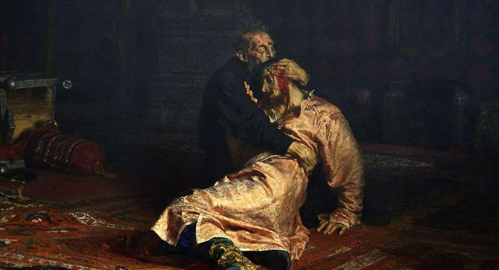 Ivan le Terrible tue son fils