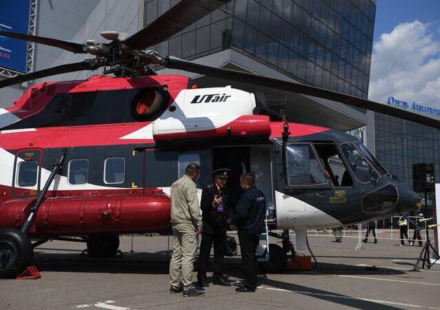 Le groupe Hélicoptères de Russie