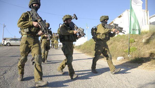 Des soldats israéliens - Sputnik France