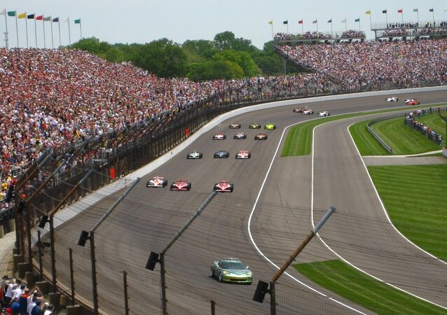 La course Indianapolis 500 (photo d'archive)
