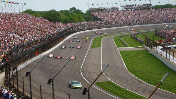 La course Indianapolis 500 (photo d'archive) - Sputnik France