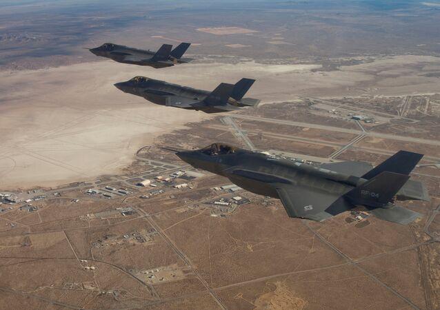 Chasseurs F-35
