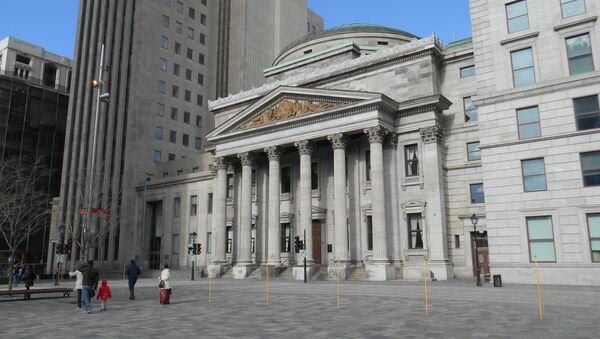 La Banque de Montréal - Sputnik France