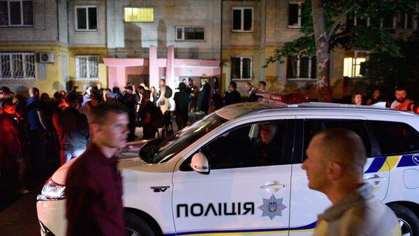 Le journaliste Arkadi Babtchenko tué à Kiev - Sputnik France