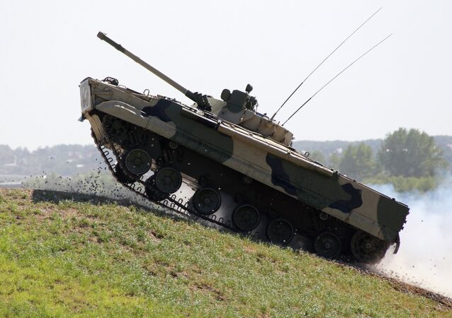 BMP-3 combat vehicle