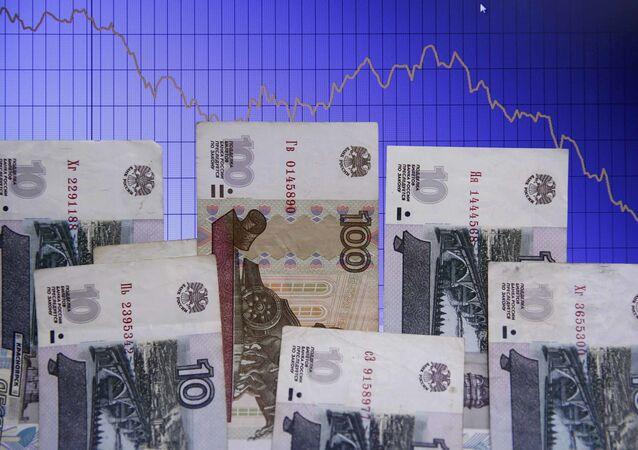 Des roubles
