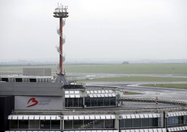 l'aéroport à Bruxelles (image d'illustration)