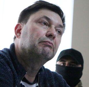 Кирилл Вышинский в суде