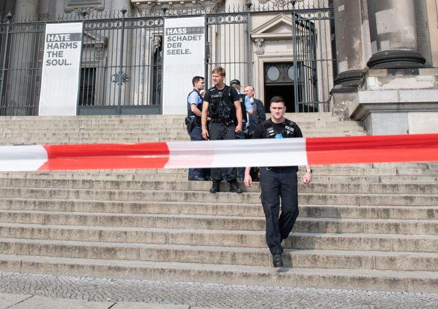Tir dans la cathédrale de Berlin: ce qui se passe actuellement sur les lieux