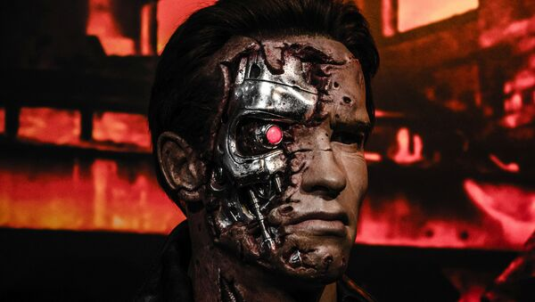 Terminator - Sputnik France