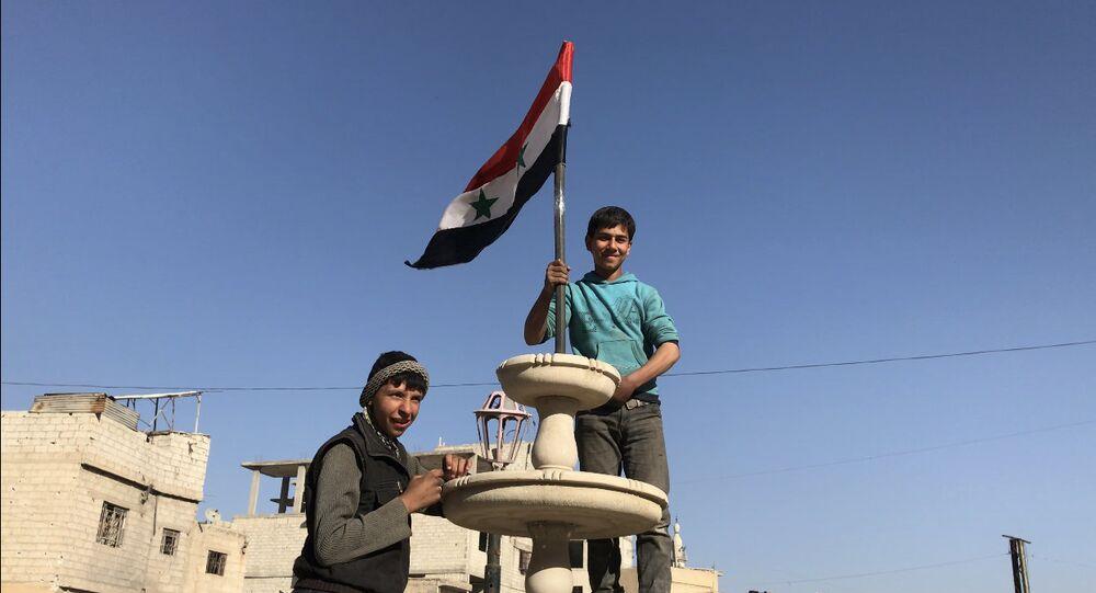 La Ghouta orientale après la libération