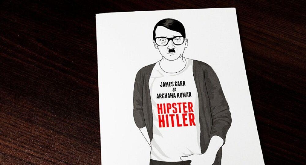 La bande dessinée Hipster Hitler